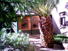 Jardin intérieur Hotel Bahia, Villeneuve loubet plage