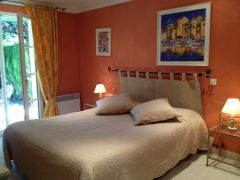 Villa Lou Colombier suite