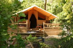 Sites & Paysages camping Au Bois Joli