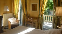 Chambre 4 avec terrasse