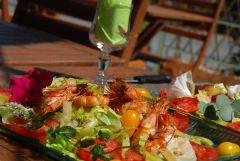 Restaurant: Salade mediterranéene
