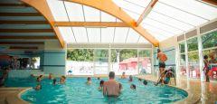 piscine intérieure chauffée