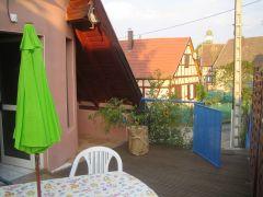 Gîte charmant en Alsace