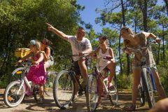 Balades en vélos