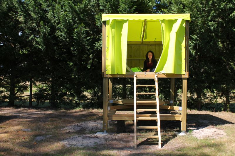 les cabanes du tatiou h bergement insolite. Black Bedroom Furniture Sets. Home Design Ideas