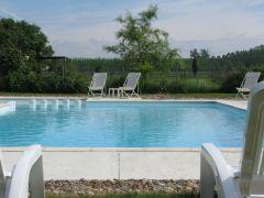 La piscine de La Houeyte