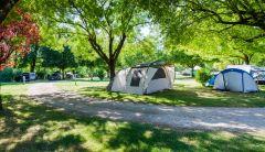 Camping Les Bords du Guiers labellisé Acueil Vélo