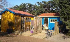 cabanes insolites hébergement camping au bon air