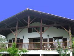 appartement dans maison, cadre campagne, à /km de l'océan,près St Jean de Luz