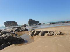 plage d'Ilbarritz à 7mn de marche