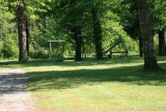 Aire de jeux du camping de l'loua