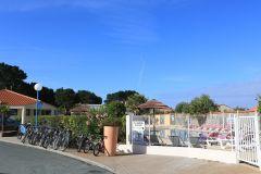 location de vélos au camping le chaponnet