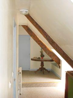 Couloir des chambres