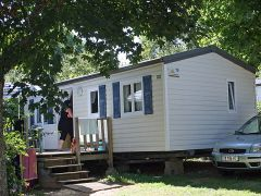 Le mobil home 3 chambres