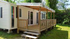 Mobil Home Camping du Lac de Groléjac