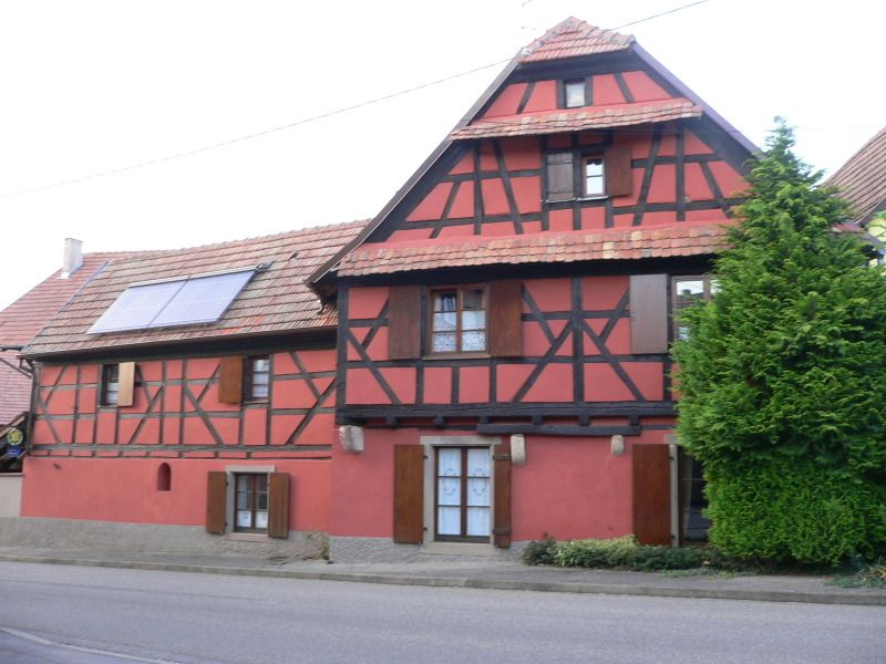 bâtiment gîtes