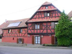 1 rue d'olwisheim