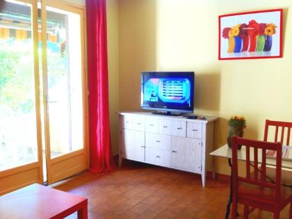 Salon et coin télé