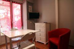 sejour -studio -appartement rez de chausse
