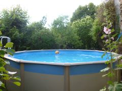 piscine hors -sol
