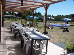 Camping les Terrasses de Rivarennes