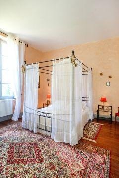 Chambre aux Anges - Chambre d'hôtes Le Castelet - Castres