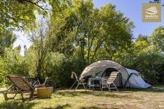 Piscine intérieure camping Séquoia Parc