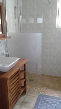 Salle d' eau à l'Italienne