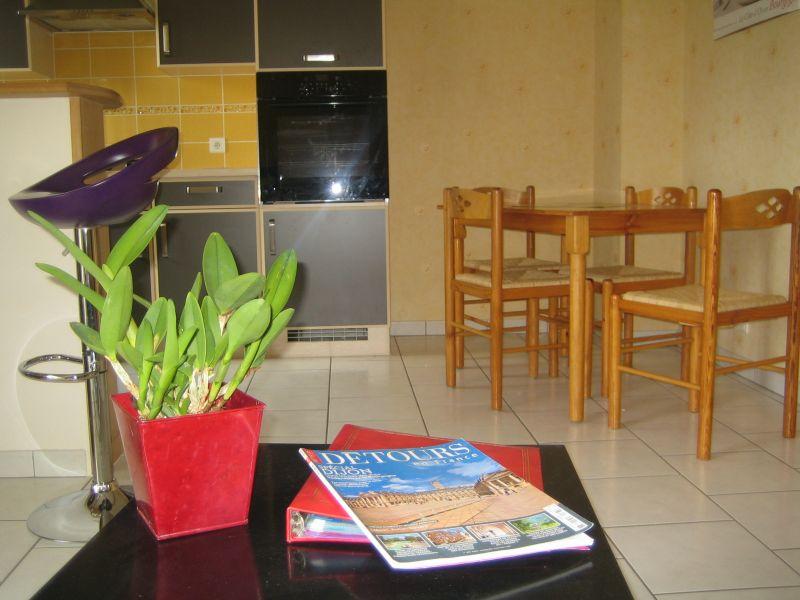 salle et coin repas