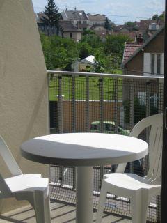 un des 2 balcons