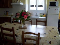 pièce principale côté cuisine