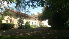 Entrée Résidence du Château de Bégué