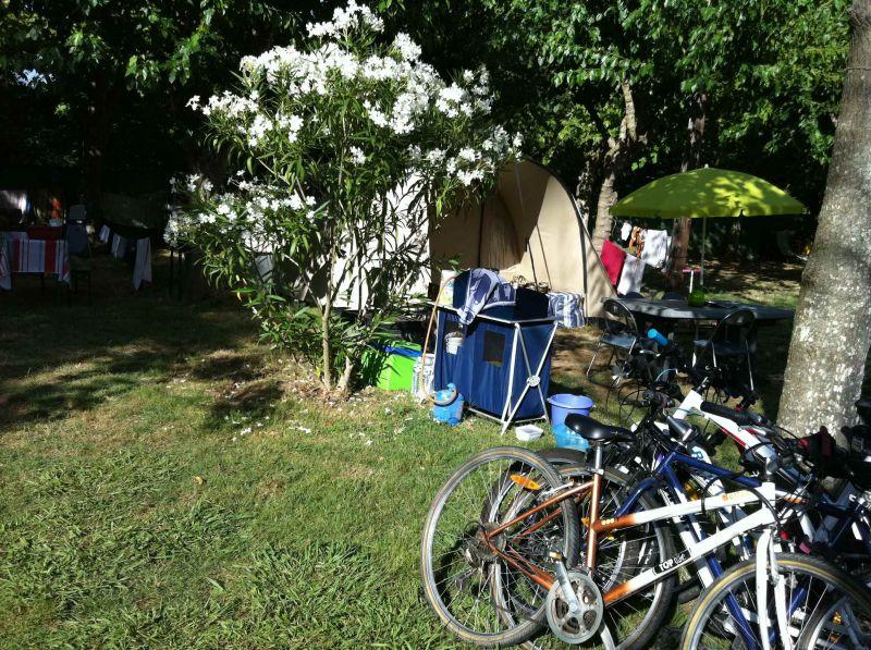 Camping La Griotte   Km Des Plages De Sable Fin Du Fort De Brganon