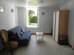 Chambre 2 canapé lit