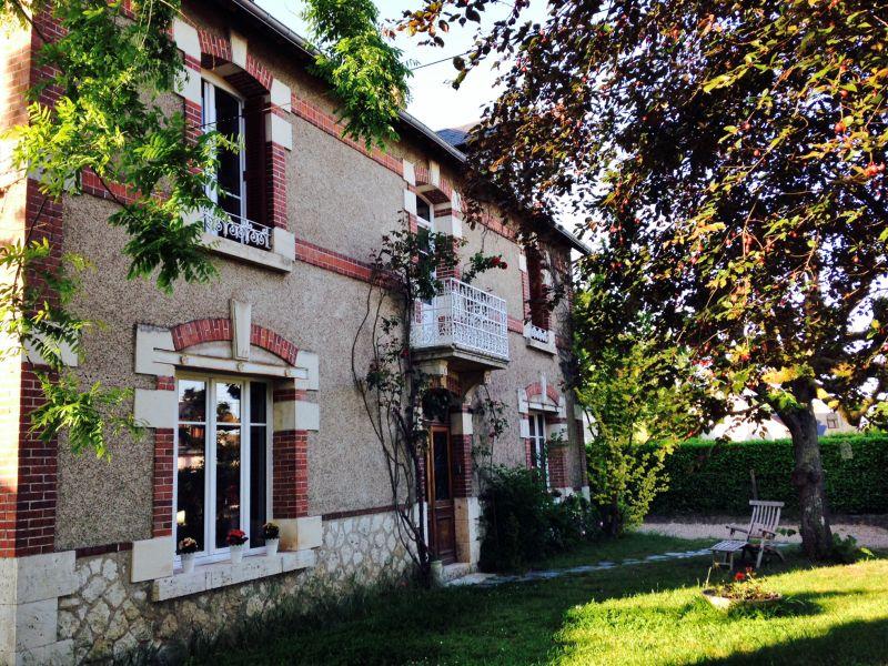 L 39 onzaine maison d 39 h tes loire v lo eurov lo 6 for Maison hote loire