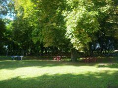 le parc de 4 hectares