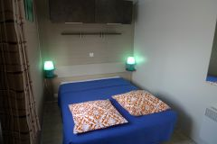 Chambre mobil home 2 ch