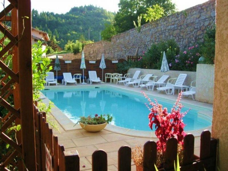 Hotel Lamastre Logis De France
