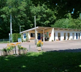Accueil Camping d'Accolay