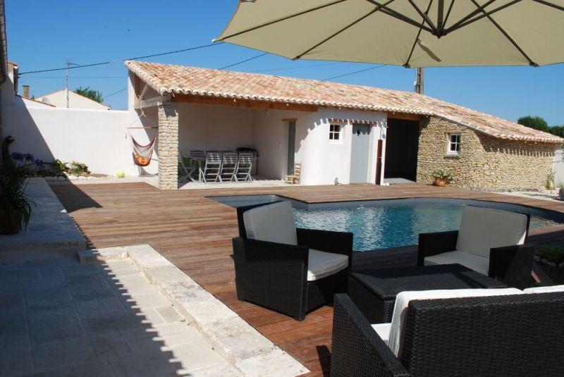 Location de charme avec piscine chauff e pour 8 personnes - Gite malaucene avec piscine ...