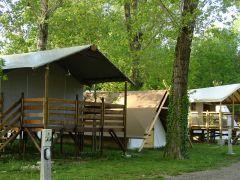 cabanes lodge et tentes trappeur