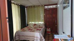 Chambre 3 fermée par cloison amovible