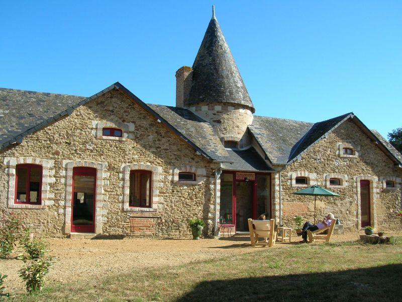 Au ch teau des lutz chambres d h tes ou g te rural pour vous accueillir - Chambre d hote chateau gontier ...