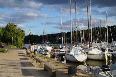 Le port de Lyvet