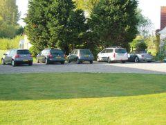 Parking privé pour nos hôtes