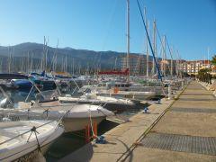 Port d'Argelès sur mer