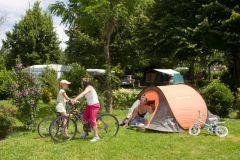 emplacement nus camping saint martin