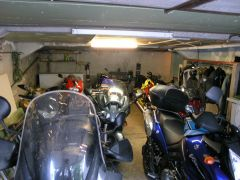 Garage à Vélos / Motos