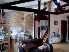 bel appartement de caractère dans le coeur historique d'Albi