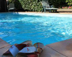 piscine été
